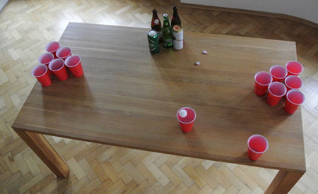 beer pong beirut. Black Bedroom Furniture Sets. Home Design Ideas